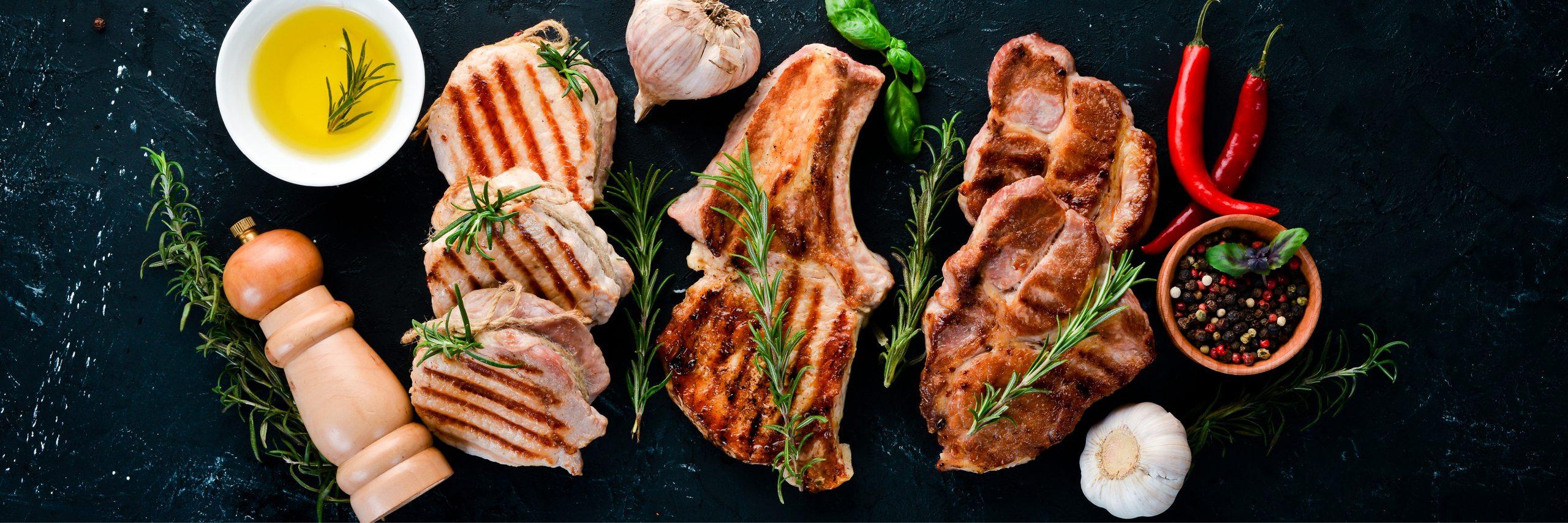 October is National Pork Month
