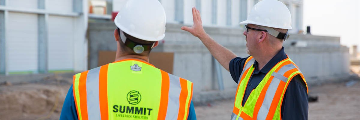 What is at the Core of Summit Livestock Facilities?