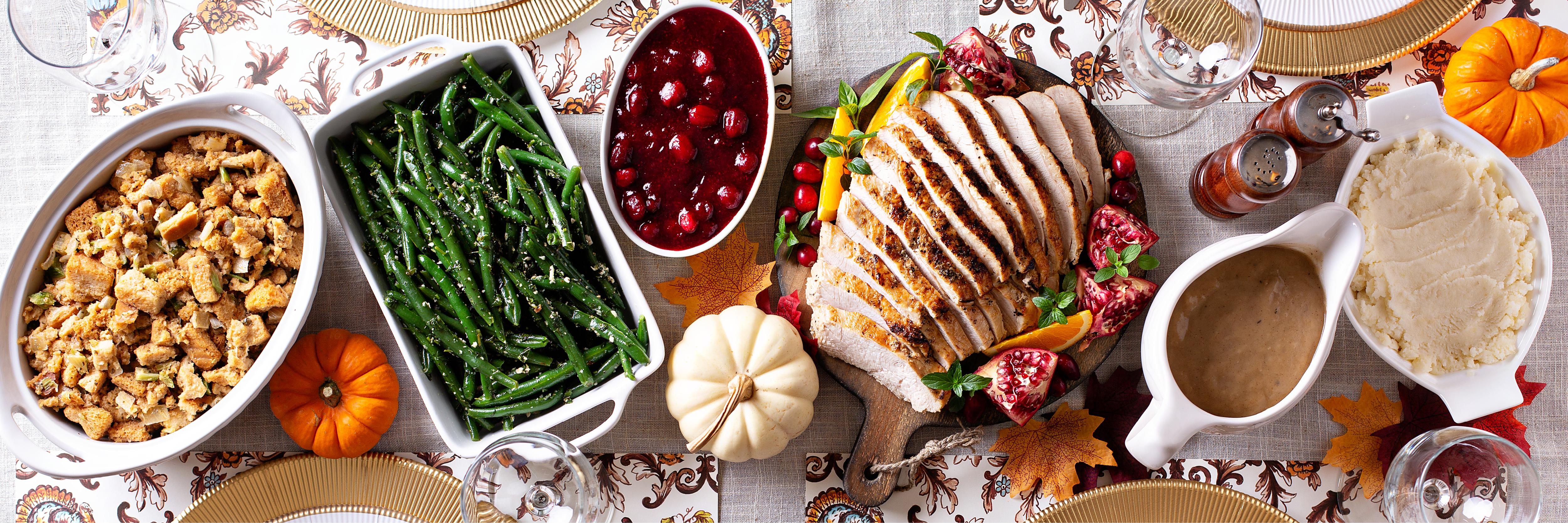 Keeping Thanksgiving Simple